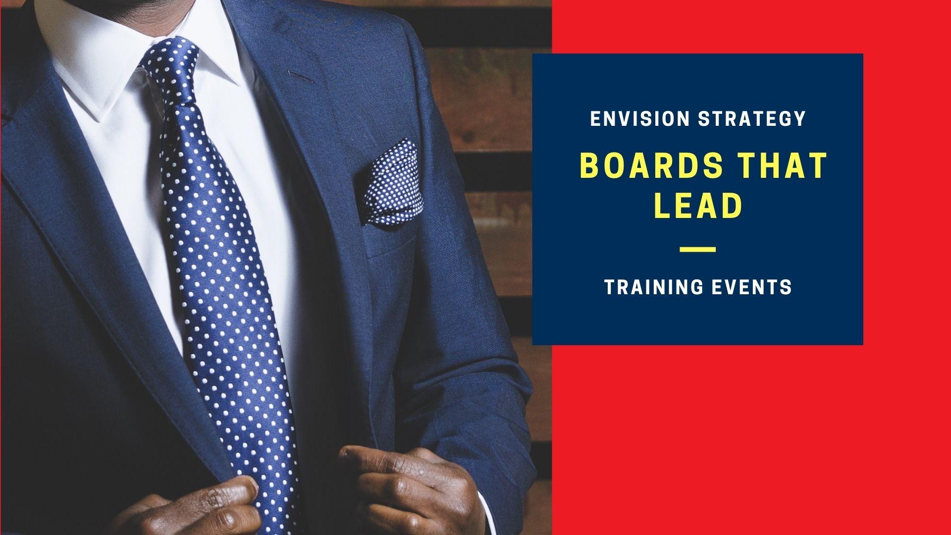 Boards That Lead Training in Kenya