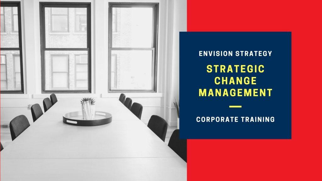 Strategic Change Management Training in Kenya