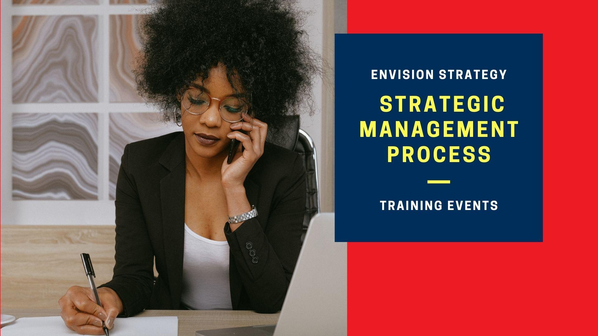 Strategic Management Process Training
